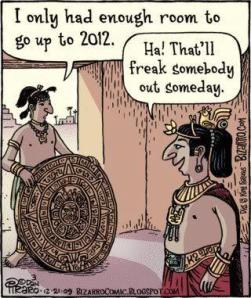 The TRUE secret of the Mayan calendar.