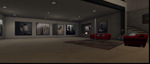 Jessica Belmer's LHOOQ gallery at Naked Bondage