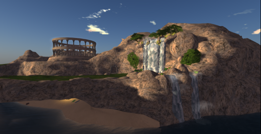 "One of SL's ""Social Islands"". Are they really the best introduction to this virtual world?"