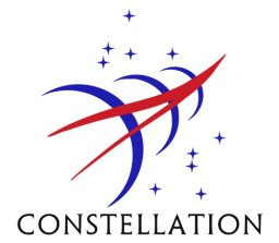 The logo of the Constellation Programme, which has been killed off by US President Barack Obama.