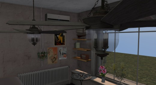 Interior view...