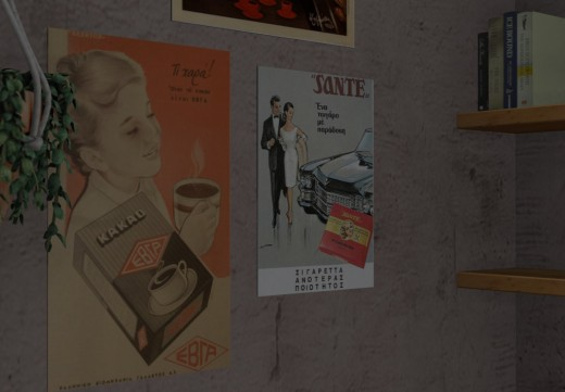 Posters reveal owner's lineage