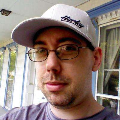 Will Burns (SL username: Aeonix Aeon)
