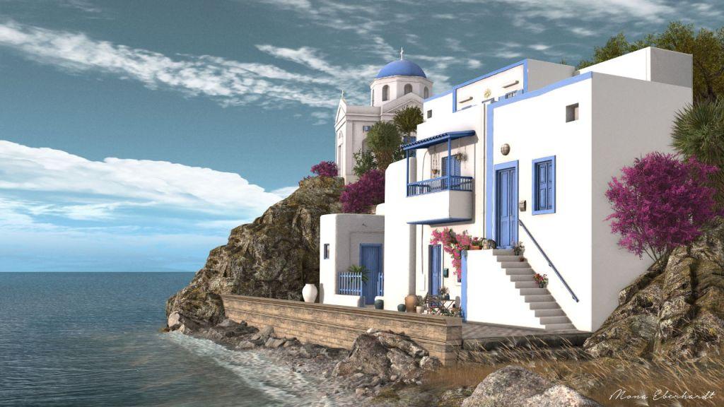 Little Santorini